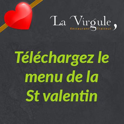 bon de commande St valentin